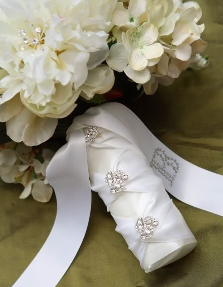 Bridal Flowers With Bling : Southern maryland weddings planning your wedding just